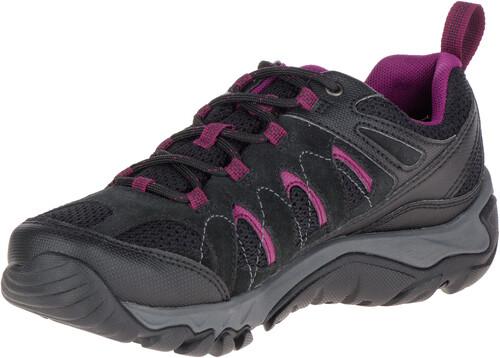 Campzfr Vente Merrell Outmost Femme Sur Gtx Vent Chaussures Noir 8Z08qpR
